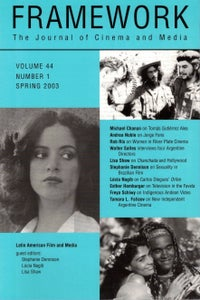 Image of Framework Vol. 44, No. 1 (Spring 2003)