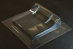 Image of PHAT BODIES diffuser for Escort and Mini, GT12 Tamiya M Mini