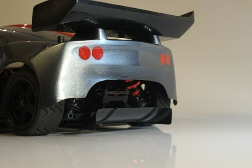 Image of Phat Bodies - Diffuser for Drifter, Escort, Mini, GT12 and Tamiya M-chassis Mini