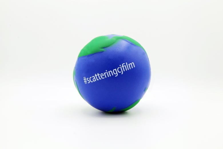 Image of Scattering CJ Stress Ball