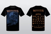 Image of Warhorns 2019 Official T Shirt