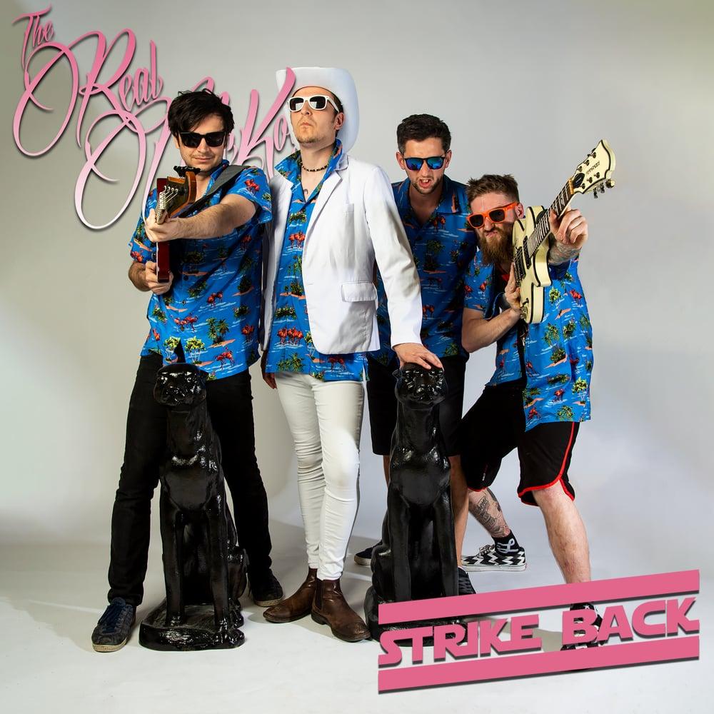 Image of Strike Back (CD)