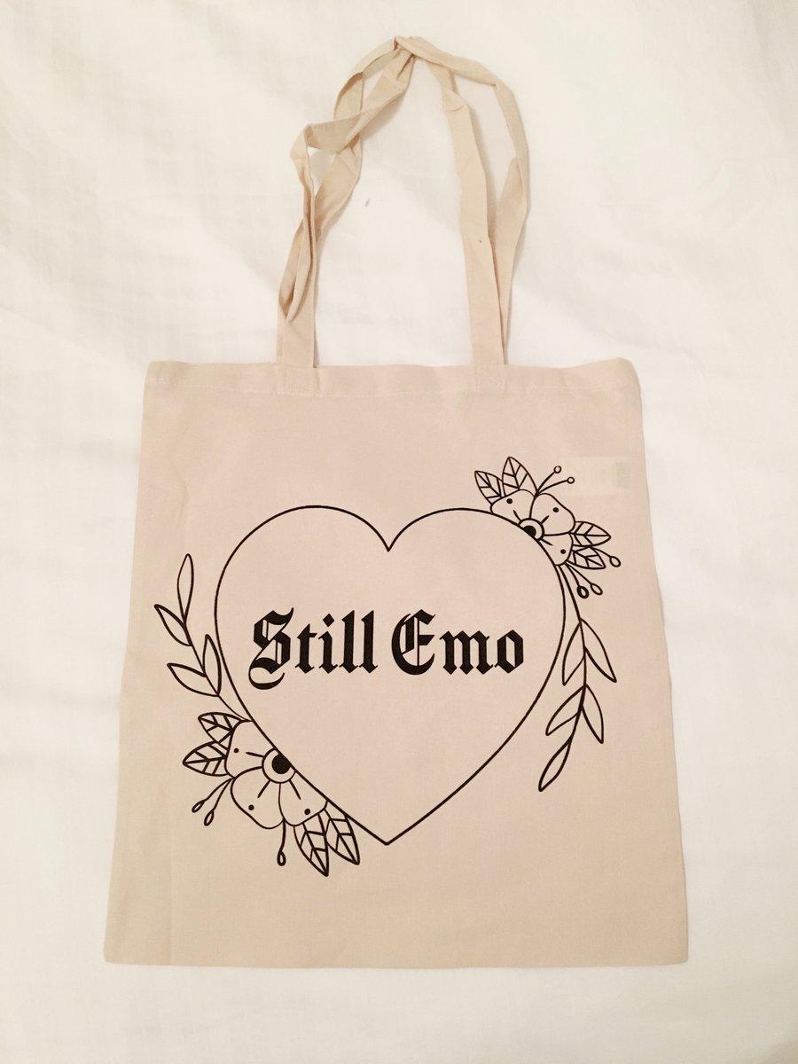 Image of Still Emo Tote Bag
