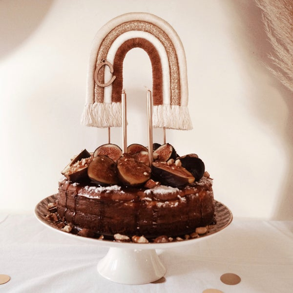 Image of Cake Topper Caramel  LOULOU & CHOUP'S x OMBELINE