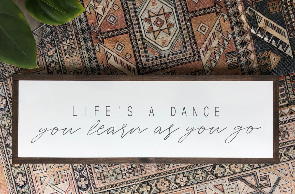 Image of Life's A Dance