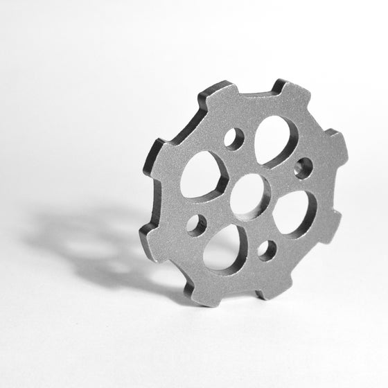 Image of STEAMPUNK GEAR (45 Adapter)