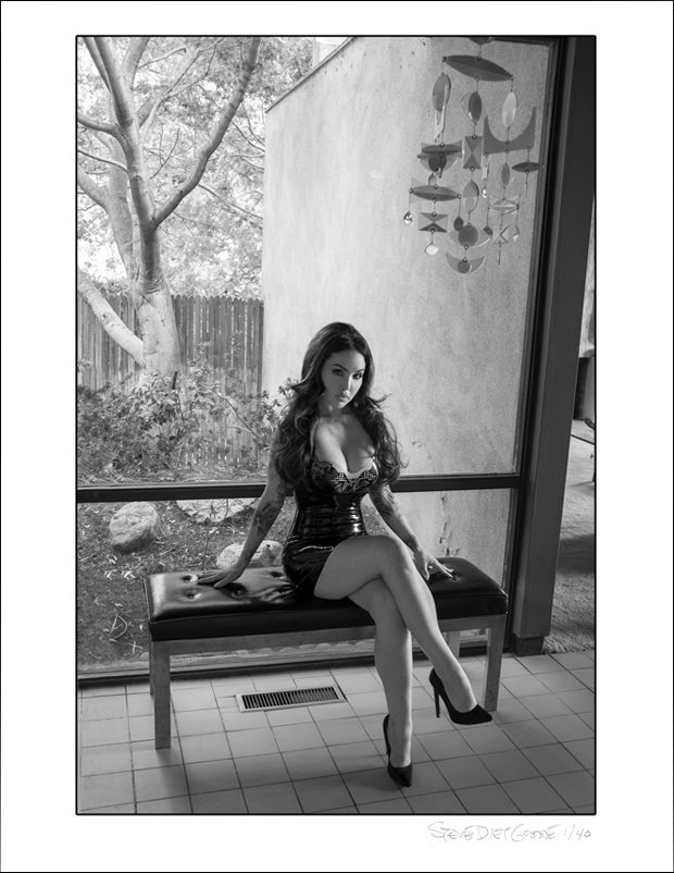 """Image of Limited Edition Print """"Masuimi Max in Pasadena"""" by Steve Diet Goedde"""