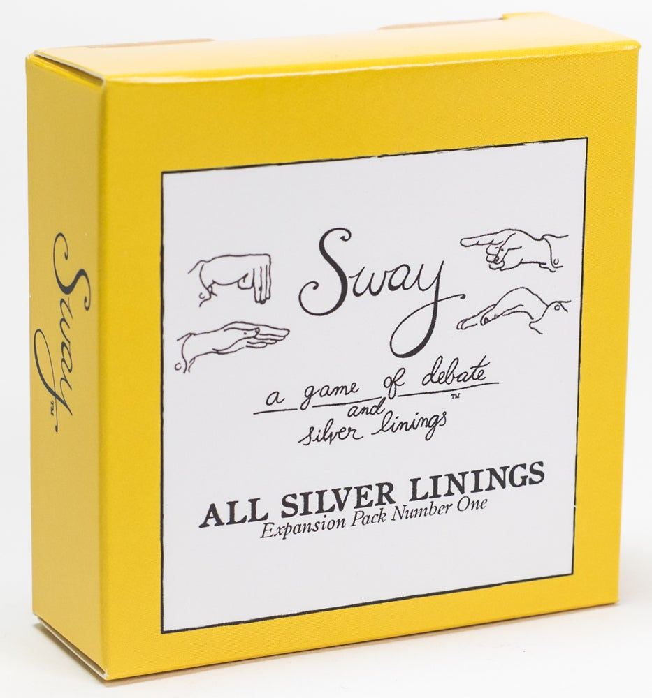 Image of All Silver Linings: Sway Game Expansion Pack Number One