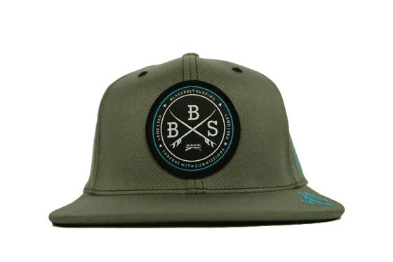 Image of T-City x Ortega Foundation Hat (Light Grey)