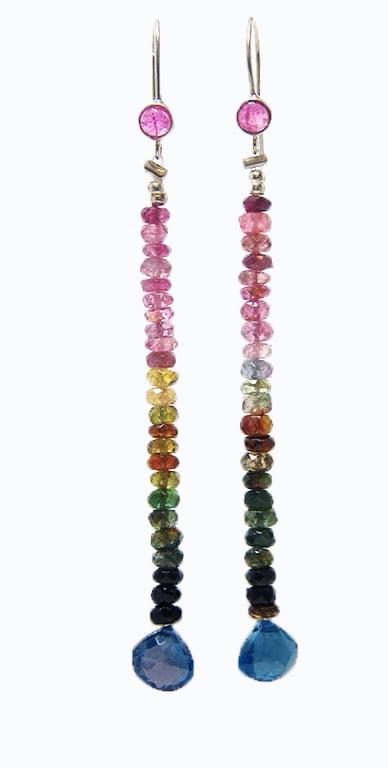 Image of Tourmaline Earrings