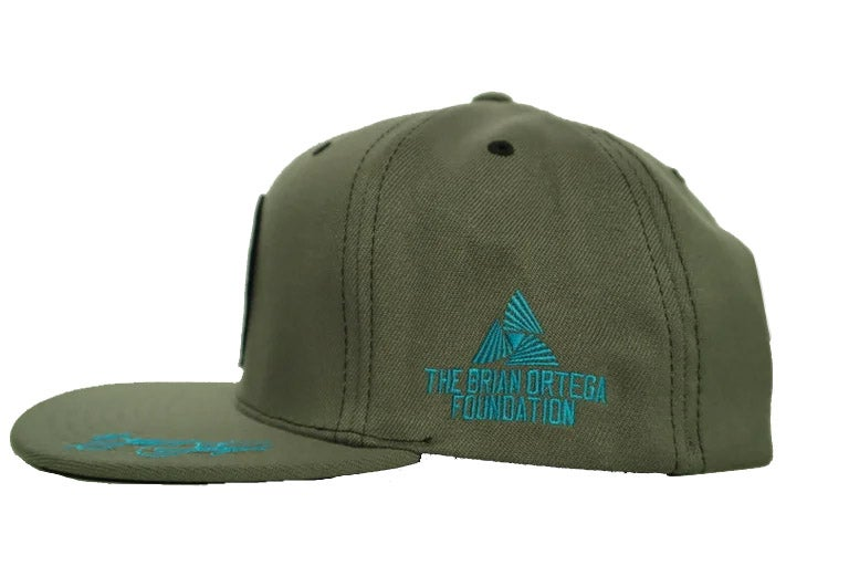 Image of T-City x Ortega Foundation Hat (Light Grey)