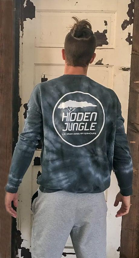 Image of Hidden Jungle Sweater - Ash