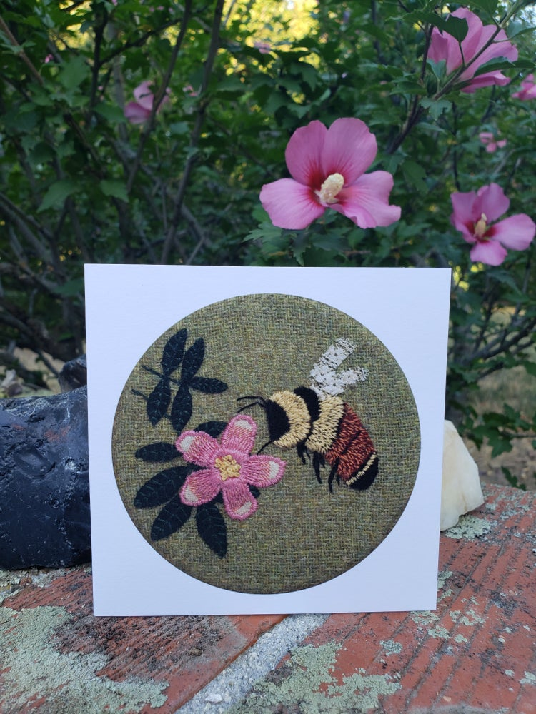 Image of Pollinator Greeting Cards