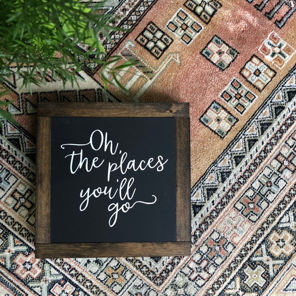 Image of Oh The Places You'll Go