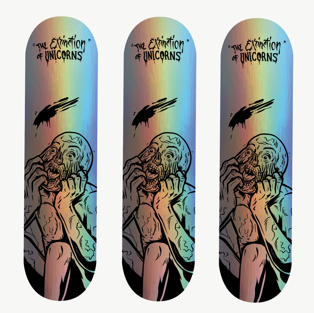 Image of SKATE DECK