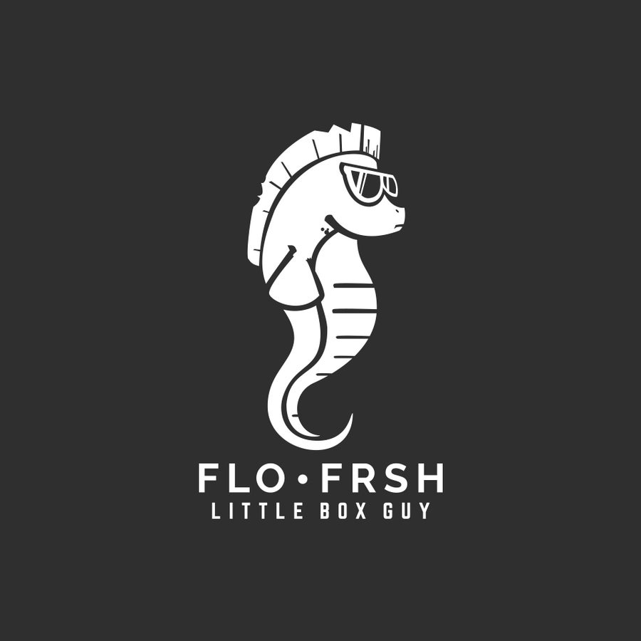 Image of Seahorse (Vinyl Decal)