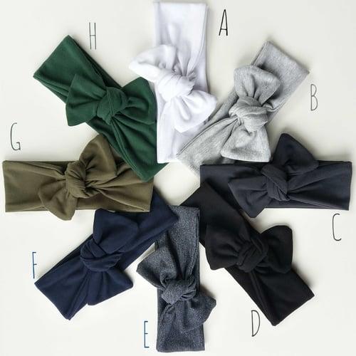 Image of Stretch Tie Headbands