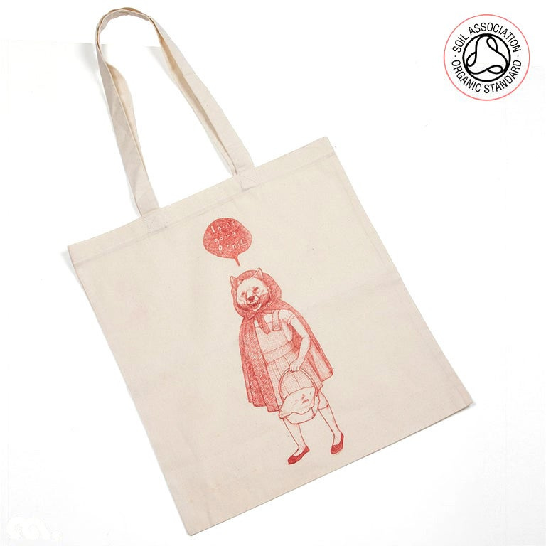 Image of RedHood Tote Shopping Bag
