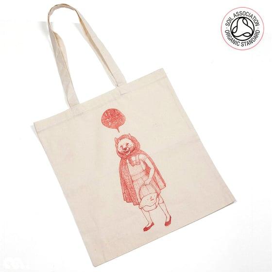 Image of RedHood Tote Shopping Bag