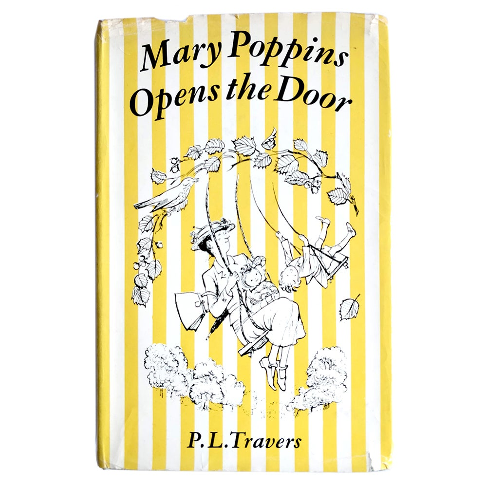 Image of P L Travers - Mary Poppins Opens the Door