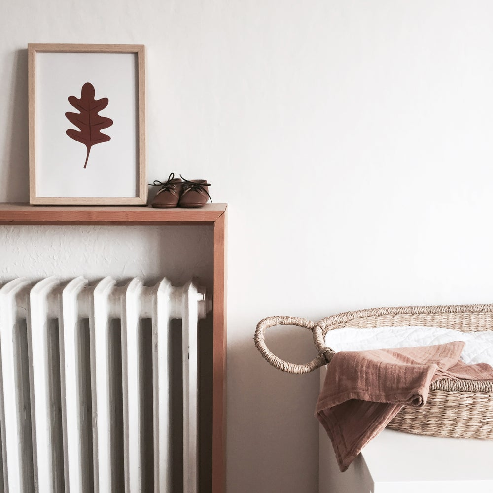 Image of Oak Tree Print