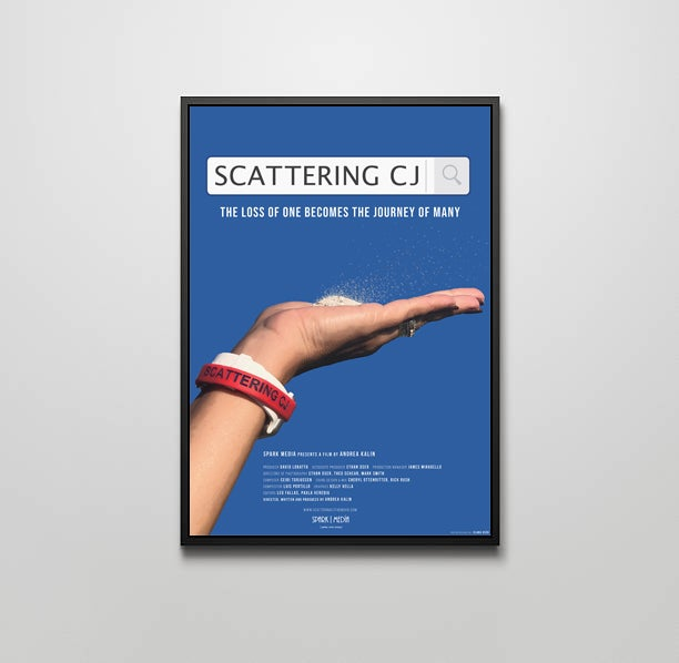 Image of Scattering CJ Poster