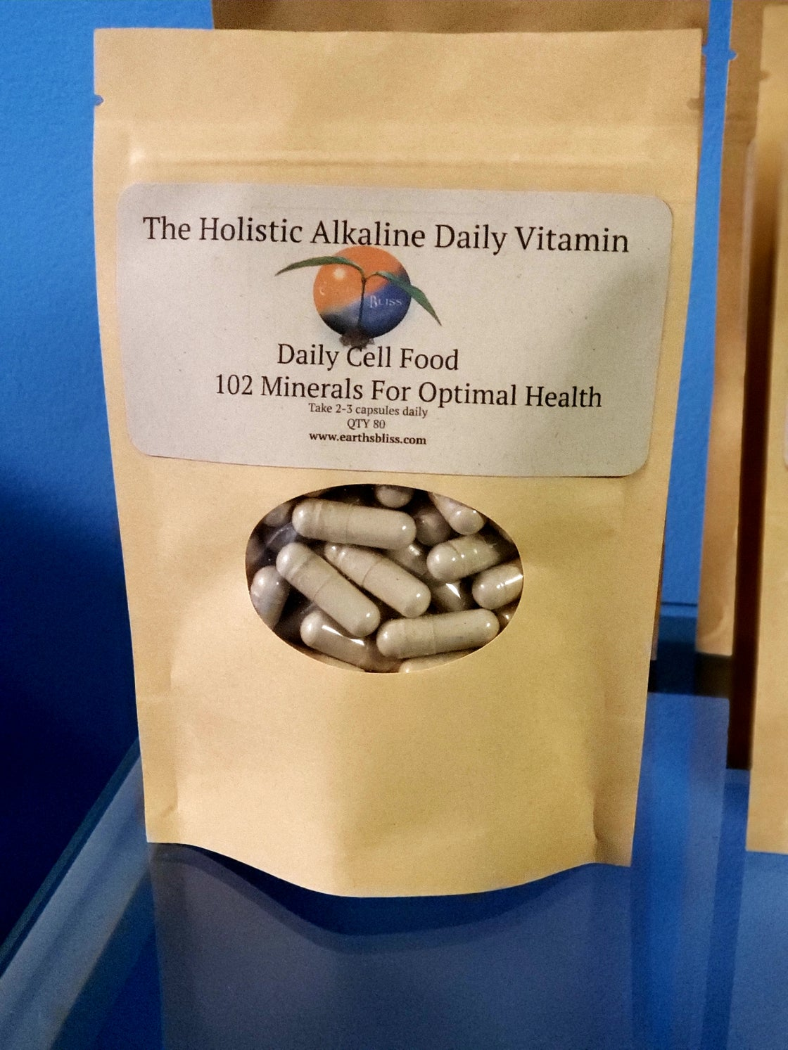 Image of The Holistic Alkaline Daily Vitamin