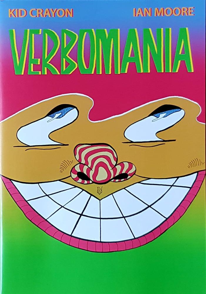 Image of Verbomania Zine