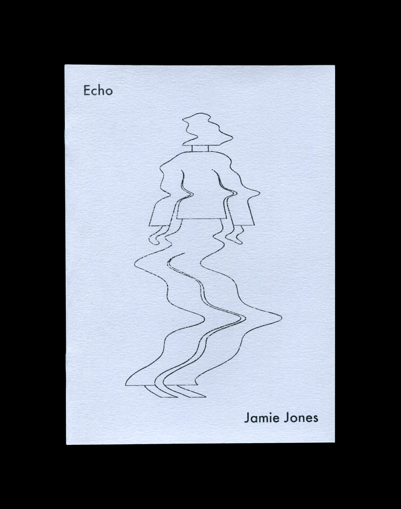 Image of 'Echo' zine