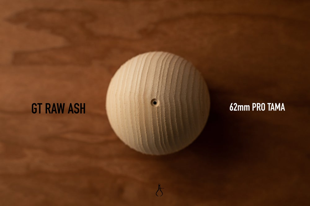 Image of GT RAW ASH PRO MODEL TAMA - 62 mm