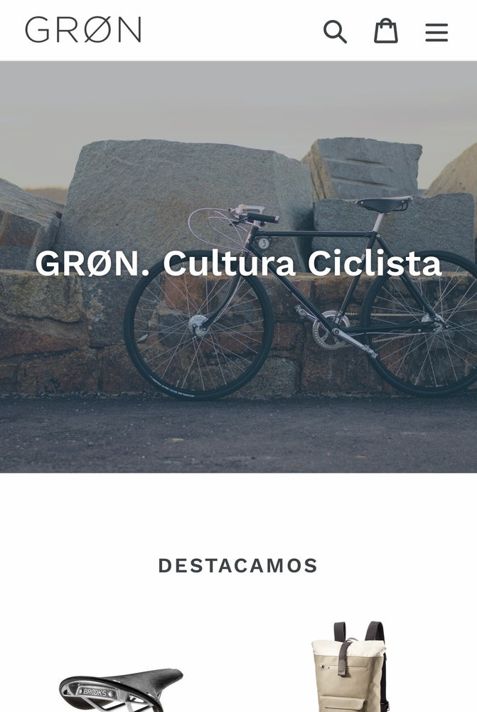 Image of Nuevo SHOP: gron.cc