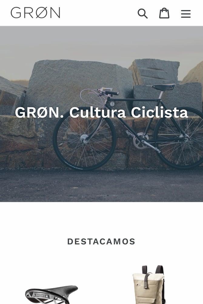 Image of Nuevo SHOP Online: gron.cc