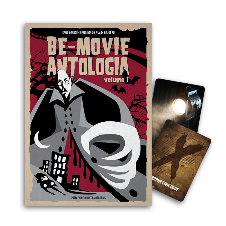 Image of BE-MOVIE Antologia vol. 1