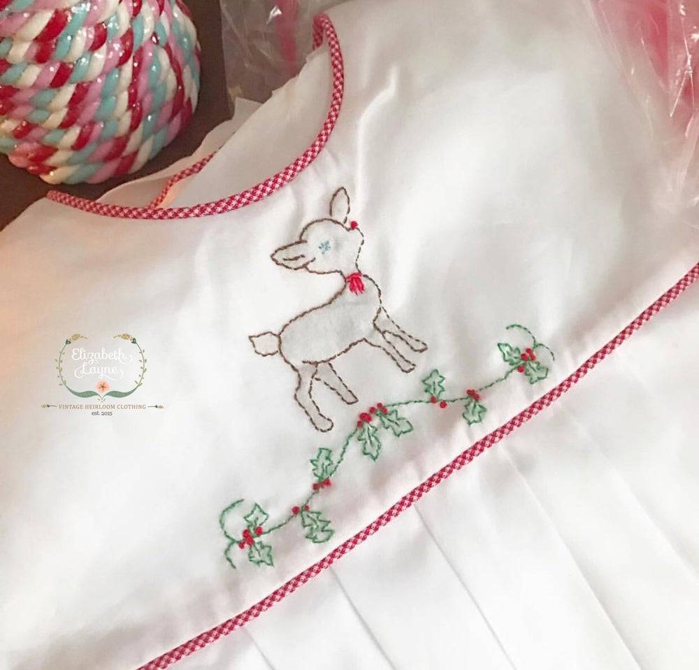 Image of Swiss Reindeer Christmas Collection