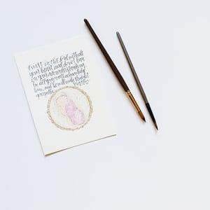 Image of Life Verse - Custom
