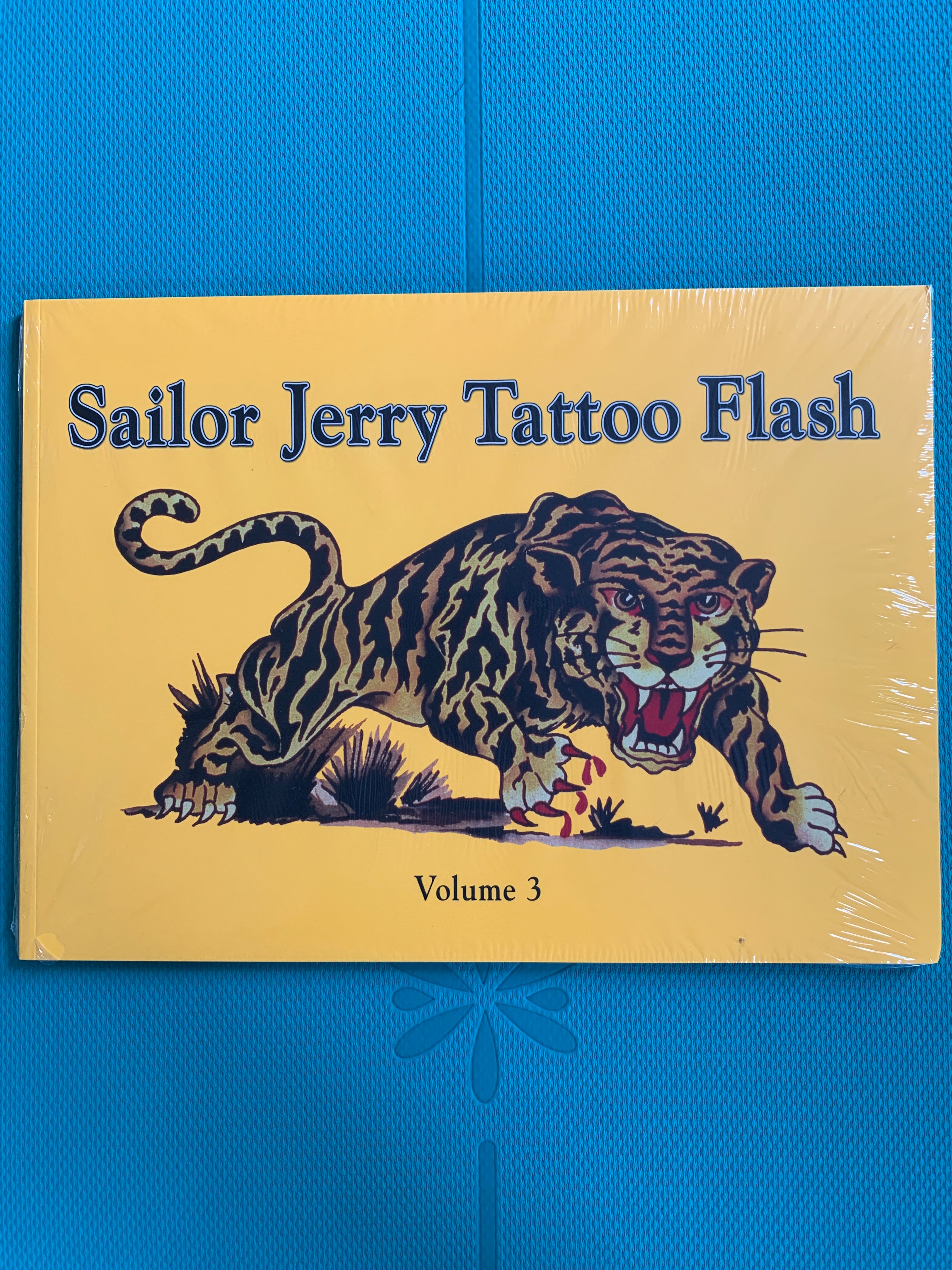 Sailor Jerry Flash Book Timcorun