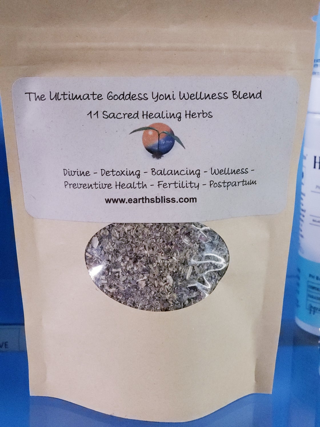 Image of The Ultimate Goddess Yoni Wellness Blend