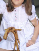 Image 1 of Holiday Primrose Heirloom Dress & Bubble