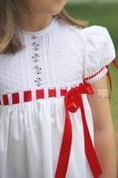 Image 2 of Holiday Primrose Heirloom Dress & Bubble
