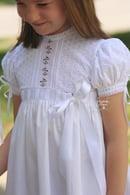 Image 3 of Holiday Primrose Heirloom Dress & Bubble