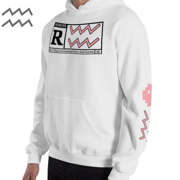 "Image of Original ""Restricted"" candeebred Hoodie"