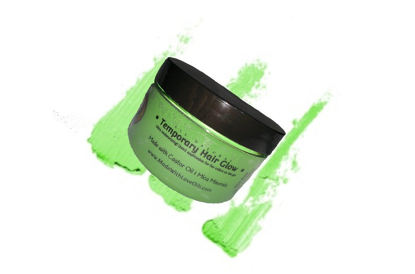 Image of Emerald Temporary Hair Glow Color System
