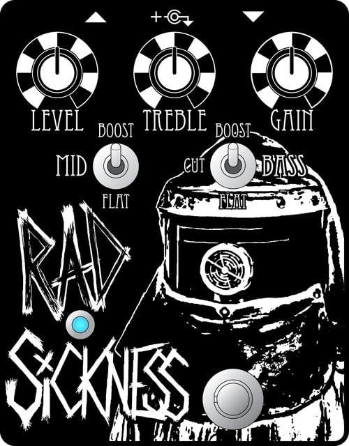 Image of RAD SICKNESS