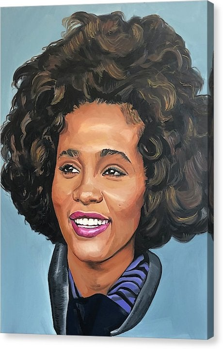 """Image of """"Nippy"""" Limited Edition Canvas Prints"""