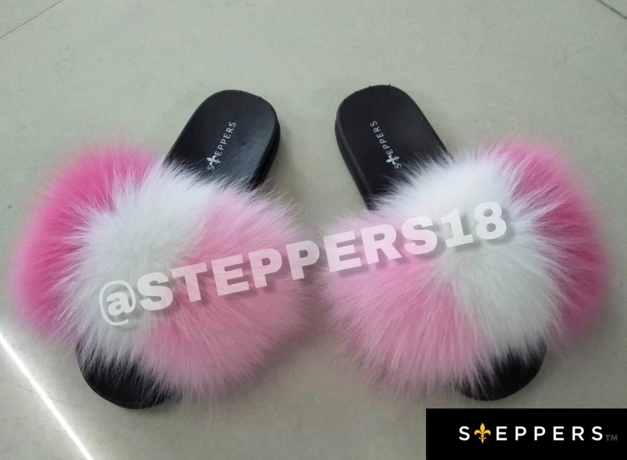 KIDS COTTON CANDY STEPPERS