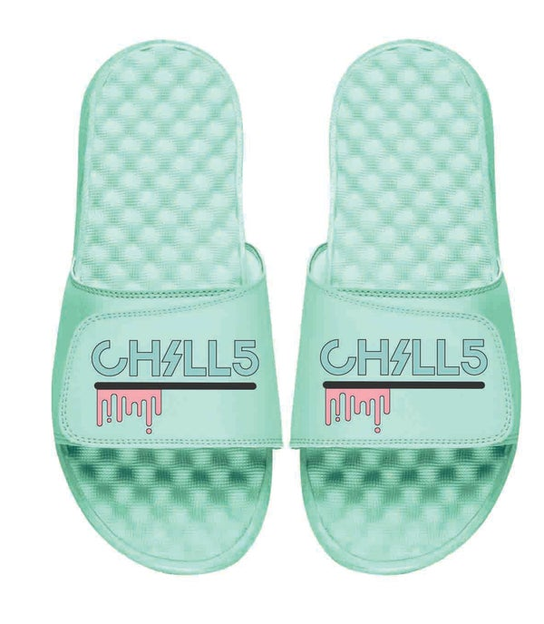 "Image of ""Chillz"" candeebred slides"