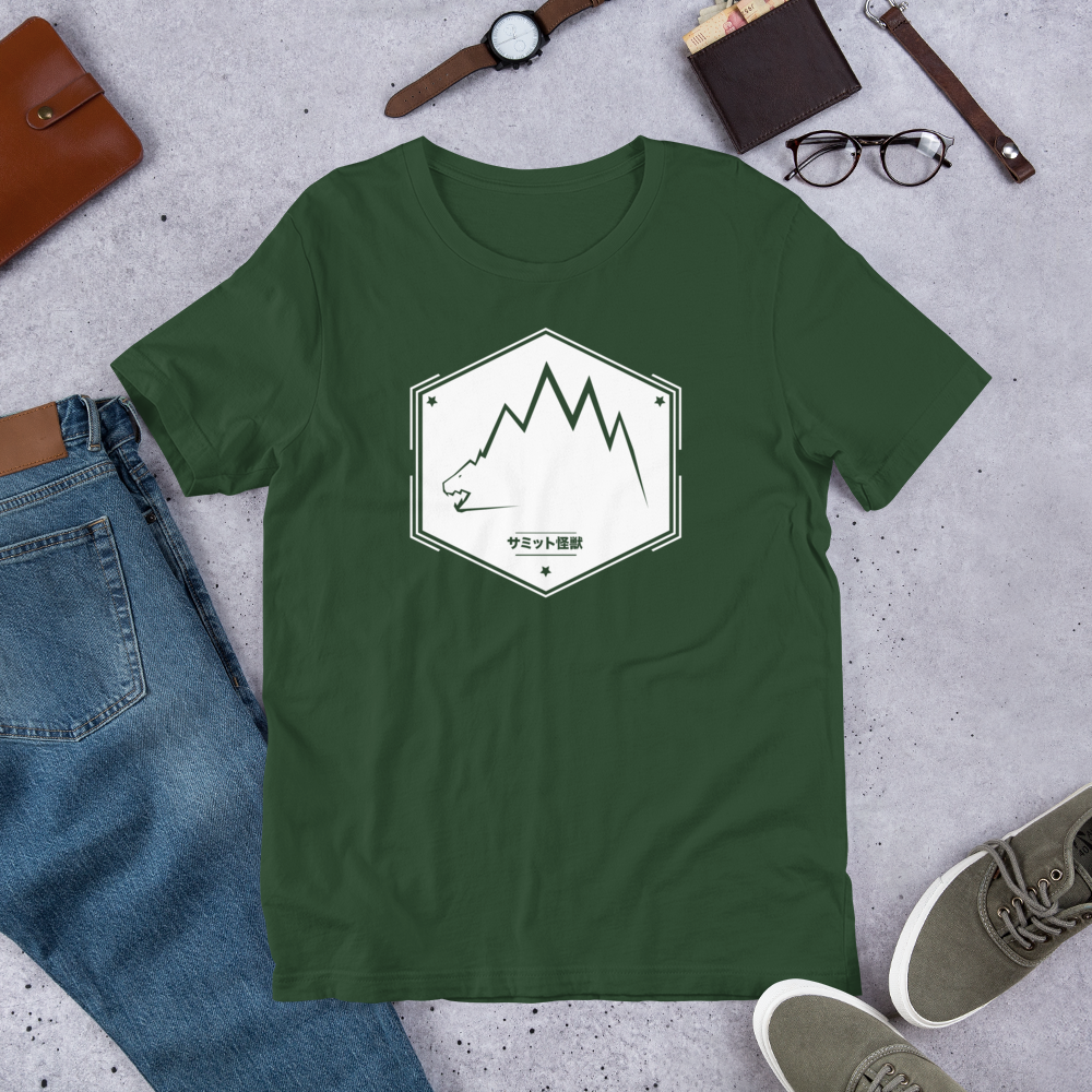 Image of Summit Kaiju T-Shirt (Forest)