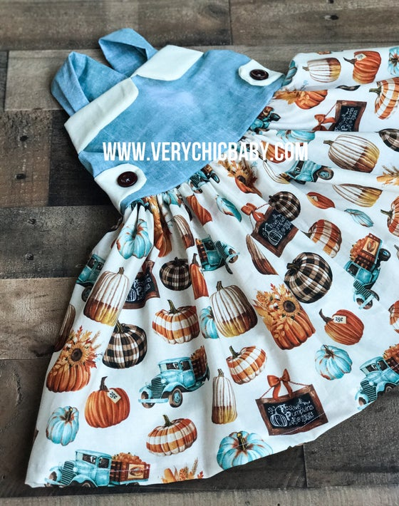 Image of Fall Harvest Dress