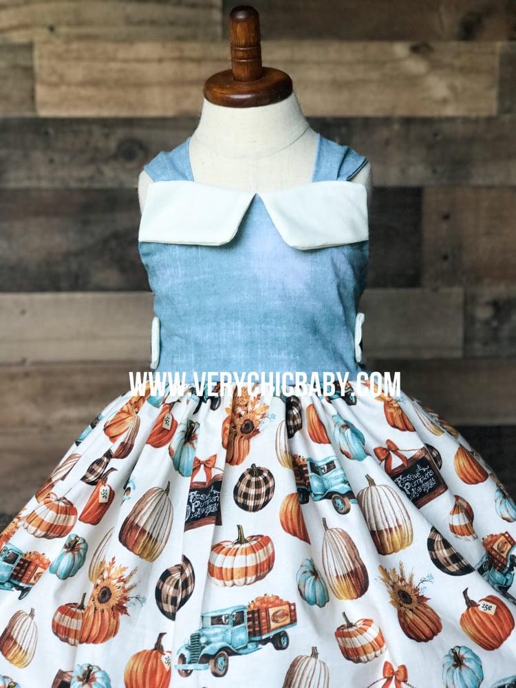 Image of Fall Harvest Dress