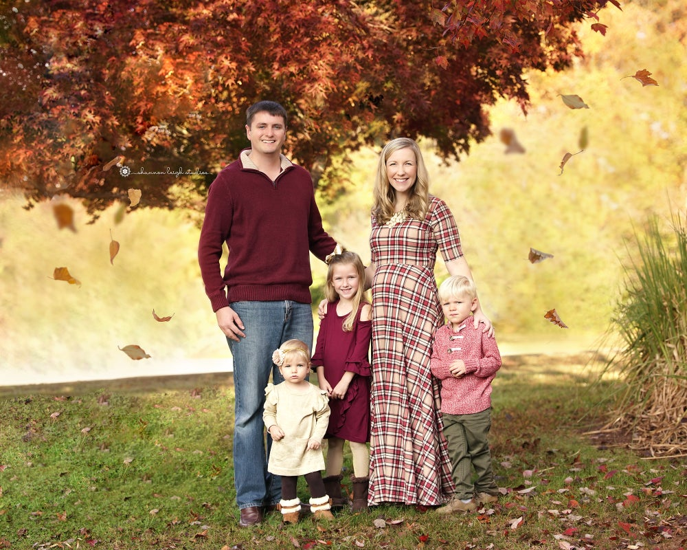 Image of Fall Family Mini Sessions - November 2nd